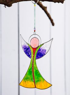 Angel Sun Catcher