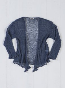 Dark Grey Shrug