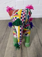 Large Fabric Elephant  Image
