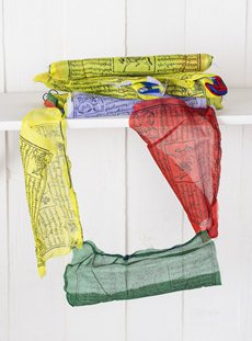 Large Prayer Flag