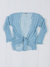 Light Blue Shrug