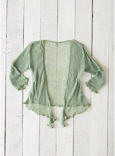 Light Green Shrug