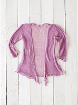 Light Pink Shrug
