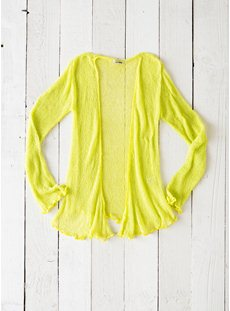 Lime Long Shrug