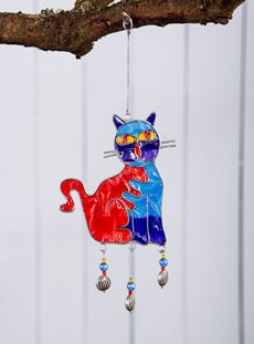 Sitting Cat Sun Catcher
