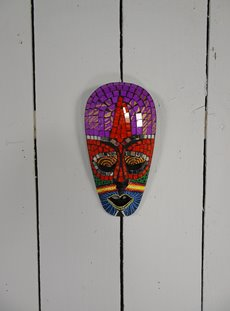 Small Mosaic Mask