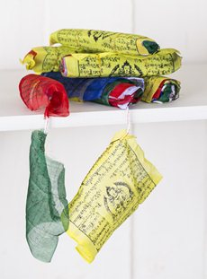 Small Prayer Flag